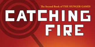 Catching Fire - The Second Book of the Hunger Games