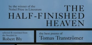 The Half-Finished Heaven: The Best Poems of Tomas Tranströmer