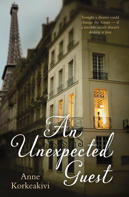 An Unexpected Guest - A Novel by Anne Korkeakivi
