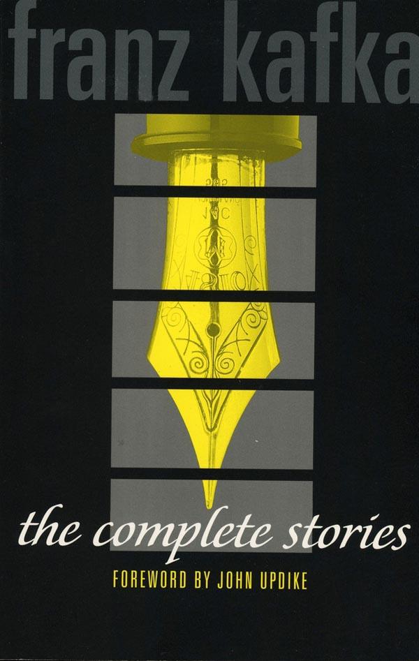 Book: Franz Kafka - The Complete Stories