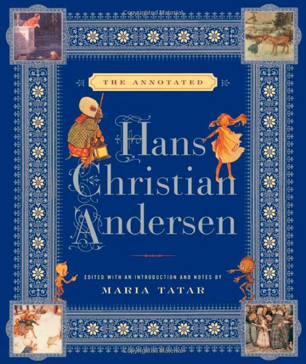 Book the annotated hans christian andersen bookstairs the annotated hans christian andersen malvernweather Images